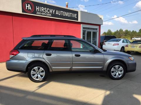 2008 Subaru Outback for sale in Fort Wayne, IN