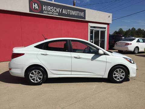 2013 Hyundai Accent for sale in Fort Wayne, IN