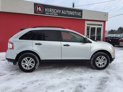 2010 Ford Edge for sale at Hirschy Automotive in Fort Wayne IN