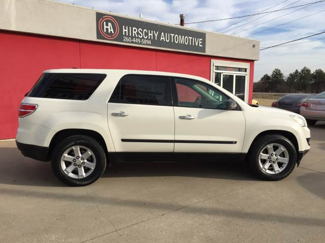 2009 Saturn Outlook for sale at Hirschy Automotive in Fort Wayne IN