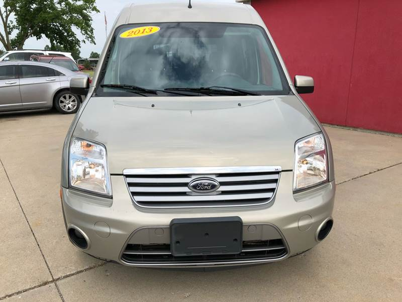 2013 Ford Transit Connect Wagon XLT 4dr Mini-Van In Fort Wayne IN ...