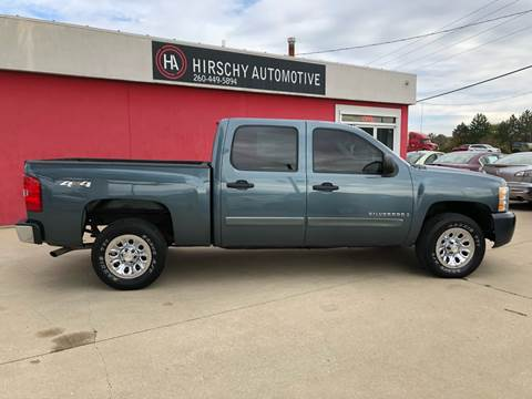 2007 Chevrolet Silverado 1500 for sale at Hirschy Automotive in Fort Wayne IN