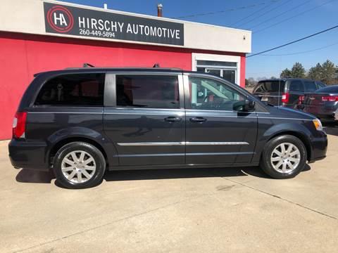 Minivan For Sale >> Minivan For Sale In Fort Wayne In Hirschy Automotive