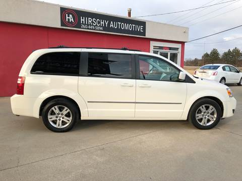 2010 Dodge Grand Caravan for sale at Hirschy Automotive in Fort Wayne IN