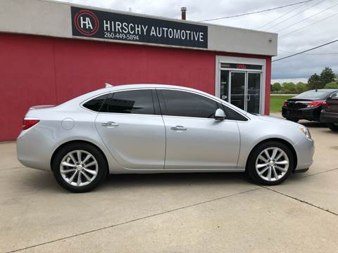 2013 Buick Verano for sale at Hirschy Automotive in Fort Wayne IN