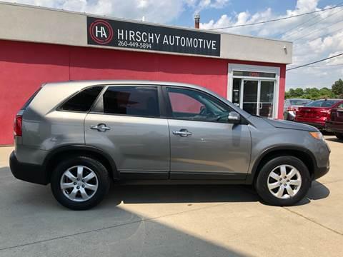 Fort Wayne Kia >> Kia For Sale In Fort Wayne In Hirschy Automotive