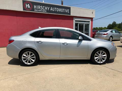 2014 Buick Verano for sale at Hirschy Automotive in Fort Wayne IN