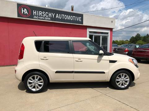 2013 Kia Soul for sale at Hirschy Automotive in Fort Wayne IN