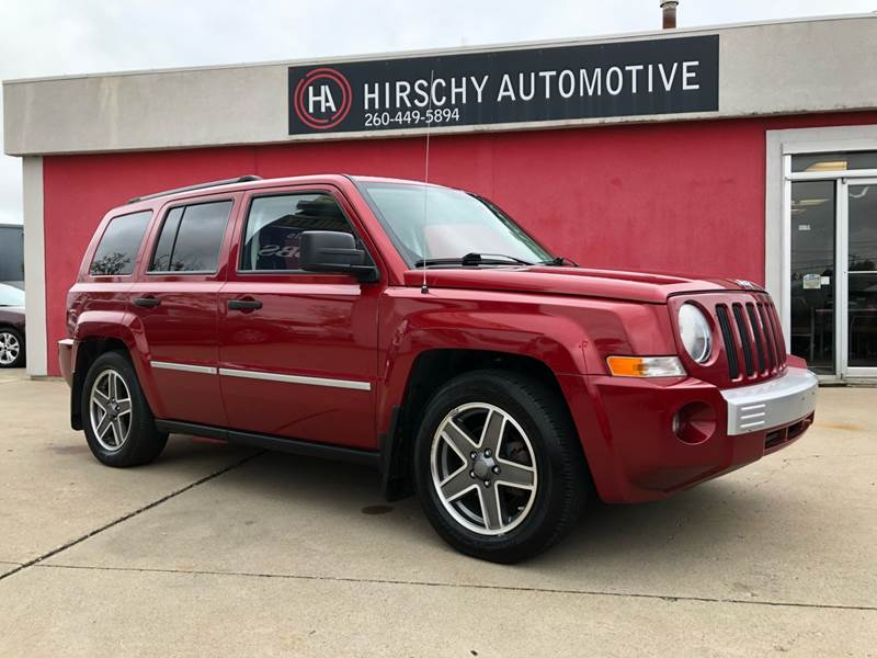 2009 Jeep Patriot for sale at Hirschy Automotive in Fort Wayne IN