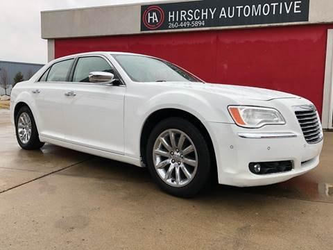 2011 Chrysler 300 for sale at Hirschy Automotive in Fort Wayne IN