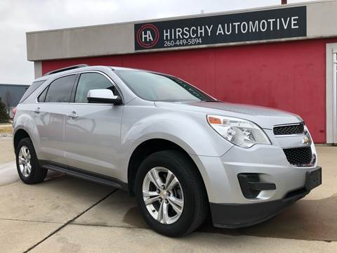 2014 Chevrolet Equinox for sale at Hirschy Automotive in Fort Wayne IN