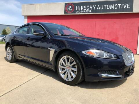 2015 Jaguar XF for sale at Hirschy Automotive in Fort Wayne IN