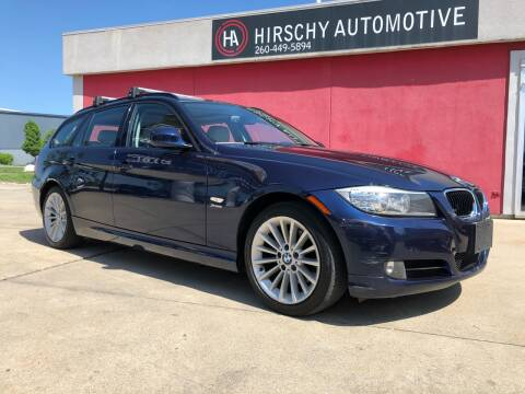 2011 BMW 3 Series for sale at Hirschy Automotive in Fort Wayne IN