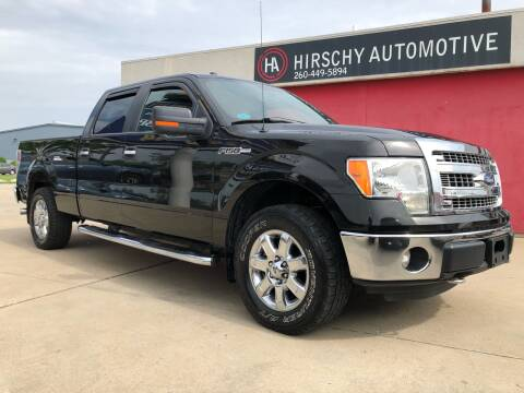 2013 Ford F-150 for sale at Hirschy Automotive in Fort Wayne IN