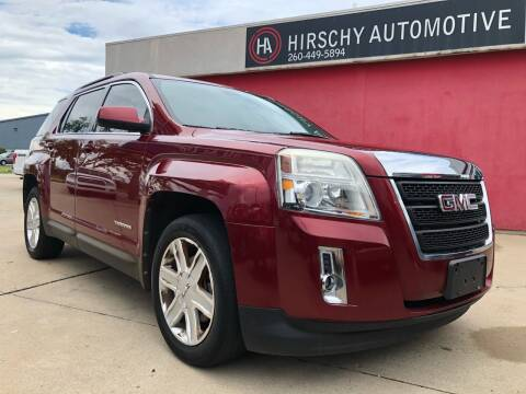 2011 GMC Terrain for sale at Hirschy Automotive in Fort Wayne IN