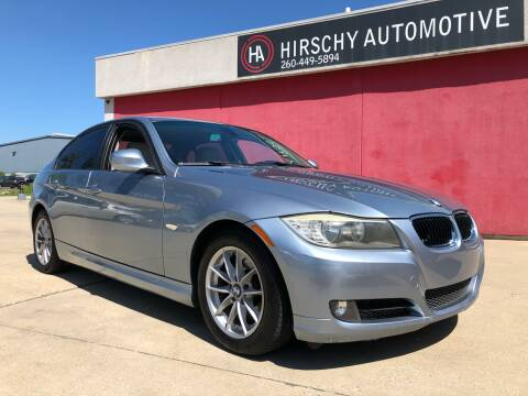 2010 BMW 3 Series for sale at Hirschy Automotive in Fort Wayne IN