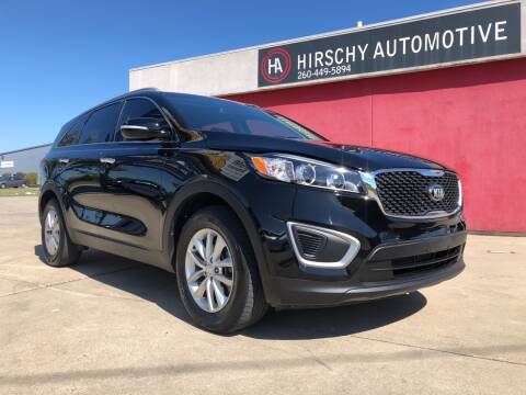 2017 Kia Sorento for sale at Hirschy Automotive in Fort Wayne IN