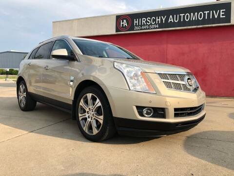 2012 Cadillac SRX for sale at Hirschy Automotive in Fort Wayne IN