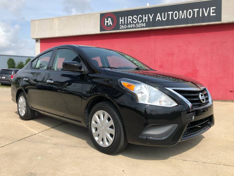 2016 Nissan Versa for sale at Hirschy Automotive in Fort Wayne IN
