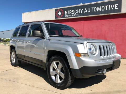 2011 Jeep Patriot for sale at Hirschy Automotive in Fort Wayne IN