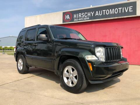 2010 Jeep Liberty for sale at Hirschy Automotive in Fort Wayne IN