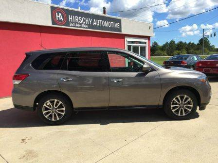 2014 Nissan Pathfinder for sale at Hirschy Automotive in Fort Wayne IN