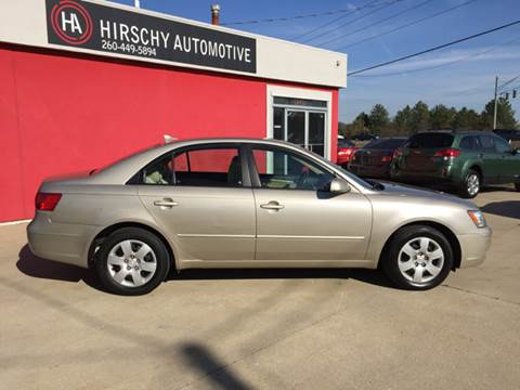 2010 Hyundai Sonata for sale at Hirschy Automotive in Fort Wayne IN