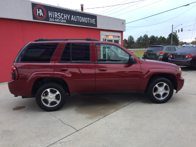 2008 Chevrolet TrailBlazer for sale at Hirschy Automotive in Fort Wayne IN