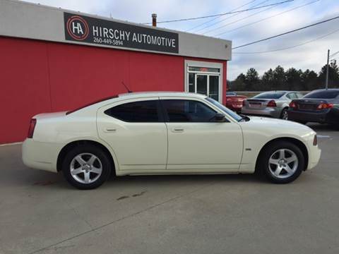 2008 Dodge Charger for sale at Hirschy Automotive in Fort Wayne IN