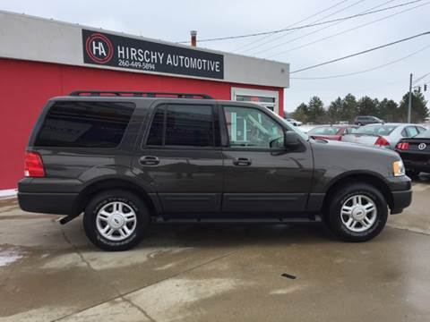 2006 Ford Expedition for sale at Hirschy Automotive in Fort Wayne IN
