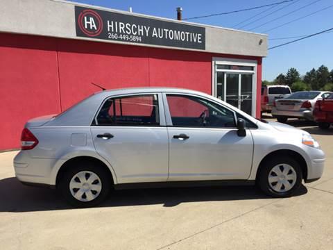 2011 Nissan Versa for sale in Fort Wayne, IN