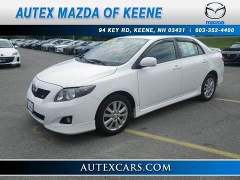 Toyota Of Keene >> Toyota Used Cars Pickup Trucks For Sale Keene Used Cars Greenfield Ma