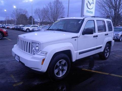 used 2008 jeep liberty for sale in new hampshire. Black Bedroom Furniture Sets. Home Design Ideas