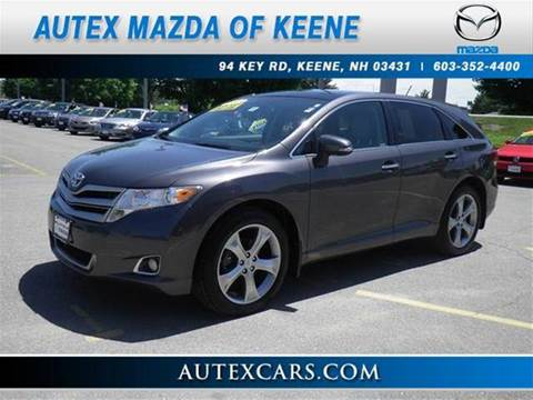 Toyota venza for sale in new hampshire for Champion motors amherst nh
