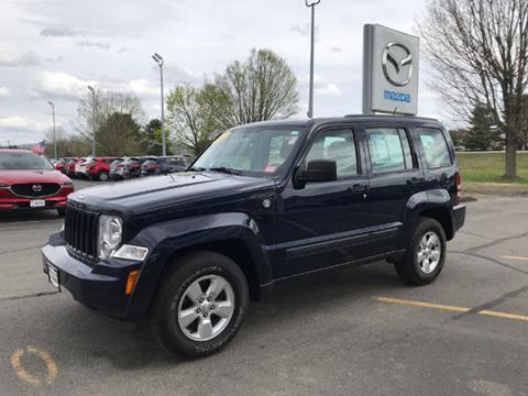 2012 Jeep Liberty for sale in Keene, NH
