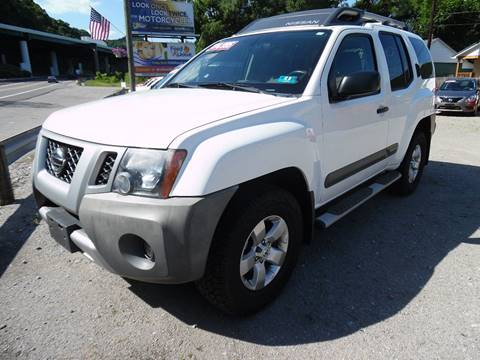 2011 Nissan Xterra for sale in Marmet, WV