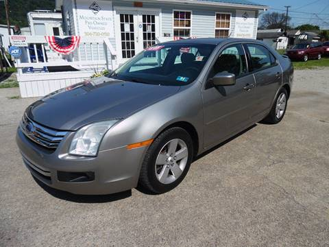 2008 Ford Fusion for sale in Marmet, WV