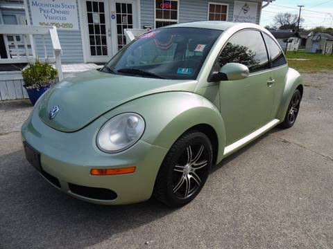 2007 Volkswagen New Beetle for sale in Marmet, WV