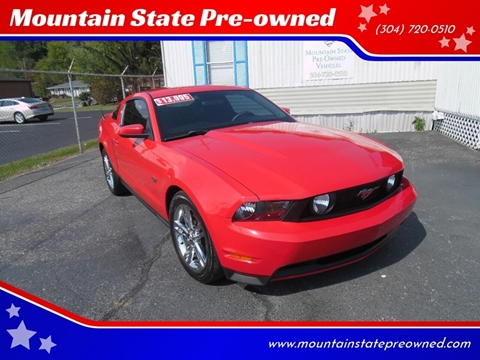 2010 Ford Mustang for sale in Nitro, WV