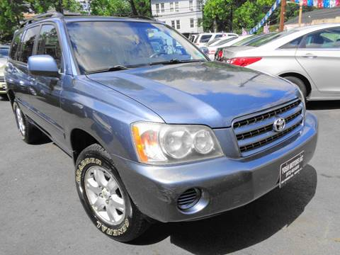 2001 Toyota Highlander for sale in Newark, NJ