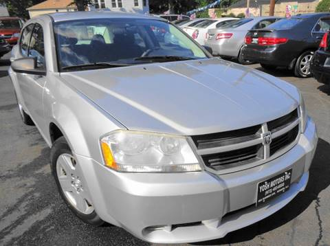 2009 Dodge Avenger for sale in Newark, NJ