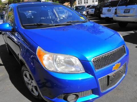 2009 Chevrolet Aveo for sale in Newark, NJ