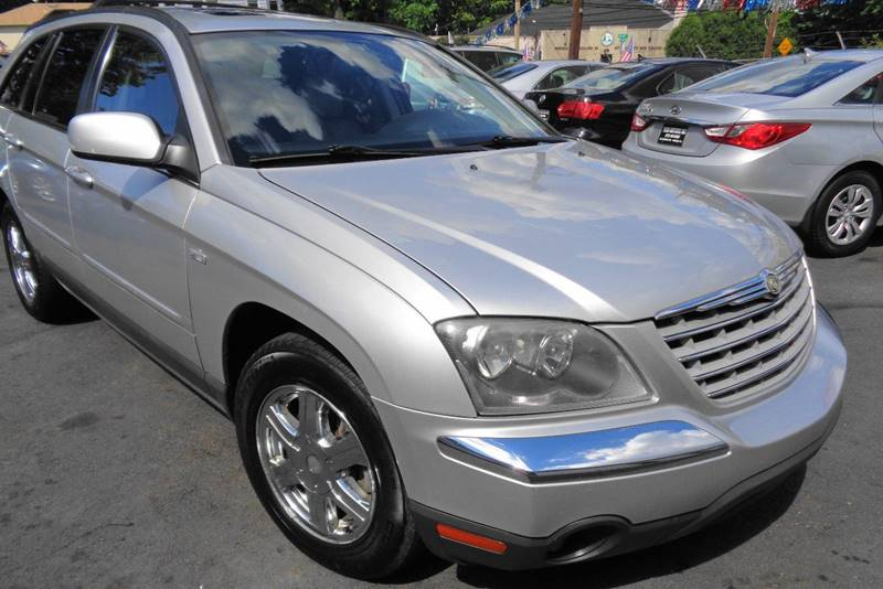2006 Chrysler Pacifica for sale at Yosh Motors in Newark NJ