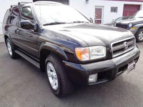 2002 Nissan Pathfinder for sale in Newark, NJ