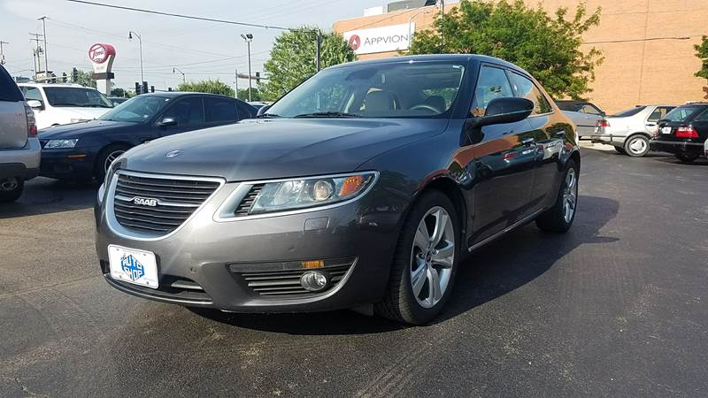 2011 Saab 9-5 for sale at THE AUTO SHOP ltd in Appleton WI