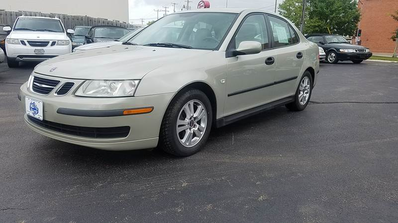 2005 Saab 9-3 for sale at THE AUTO SHOP ltd in Appleton WI