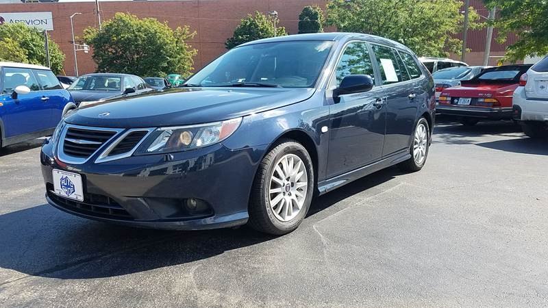 2010 Saab 9-3 for sale at THE AUTO SHOP ltd in Appleton WI