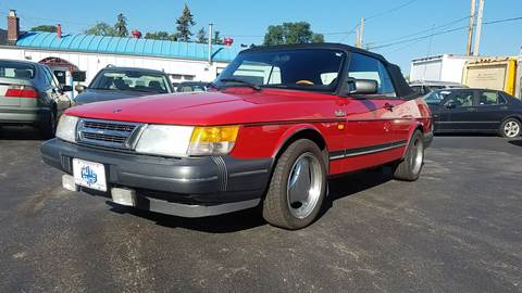 1988 Saab 900 for sale at THE AUTO SHOP ltd in Appleton WI
