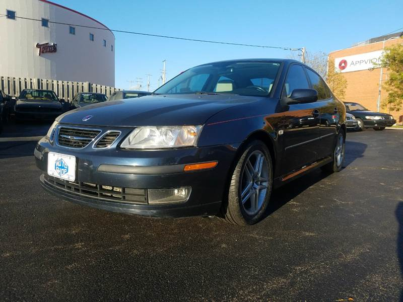 2007 Saab 9-3 for sale at THE AUTO SHOP ltd in Appleton WI