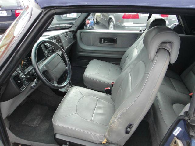 1993 Saab 900 S 2dr Convertible - Appleton WI